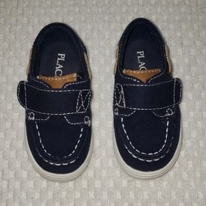 Boys Shoes Denim Blue Size 13 Toddler Size Capelli Chambray Tennis